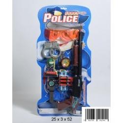 ZESTAW POLICJA OKULARY PAS