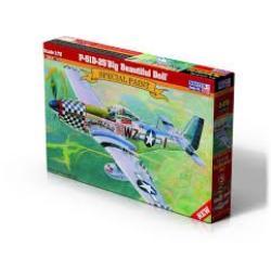 P-51D-25 BIG BEAUTIFUL DOLL 1:72