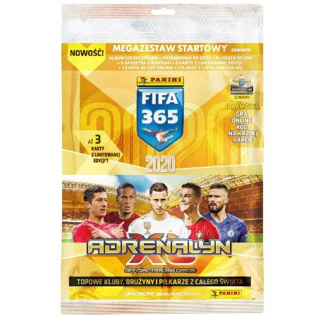 FIFA 365 2020 MEGA ZESTAW STARTOWY