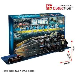 PUZZLE 3D ARKA NOEGO