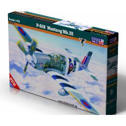 P-51B MUSTANG MK III