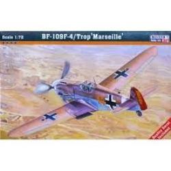 BF-109F-4/TROP MERSEILLE