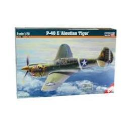P-40 E' ALEUTIAN TIGER