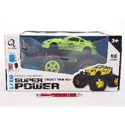 AUTO RC FF PAK CROSS SUPER POWER