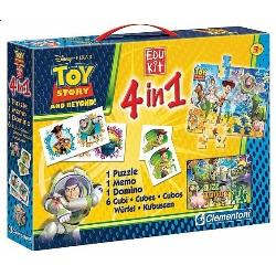CLEMENTONI 4W1 TOY STORY