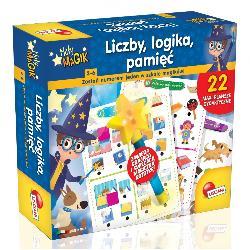 LICZBY LOGIKA PAMIĘĆ MAGIC
