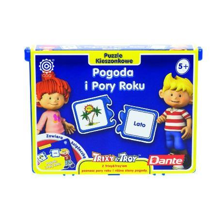 TRIXY POGODA I PORY ROKU